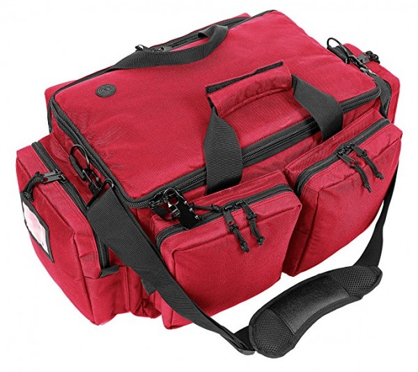 ahg-Anschütz Range Bag (red)