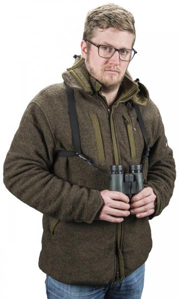 "Comfort carrying strap "" flexstar"" for binoculars"