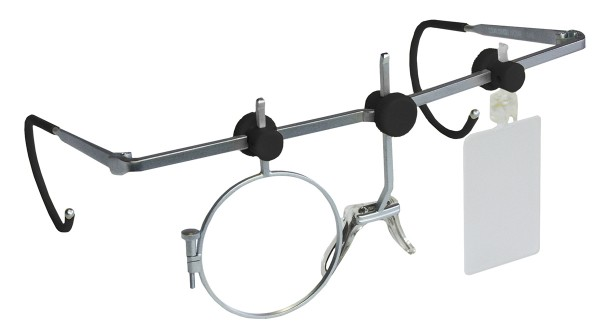 JÄGGI NOVA - Shooting glasses for pistols