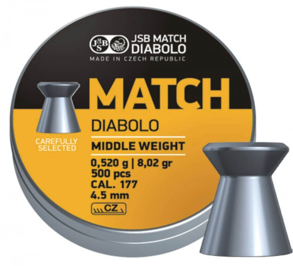 JSB Match Diabolos