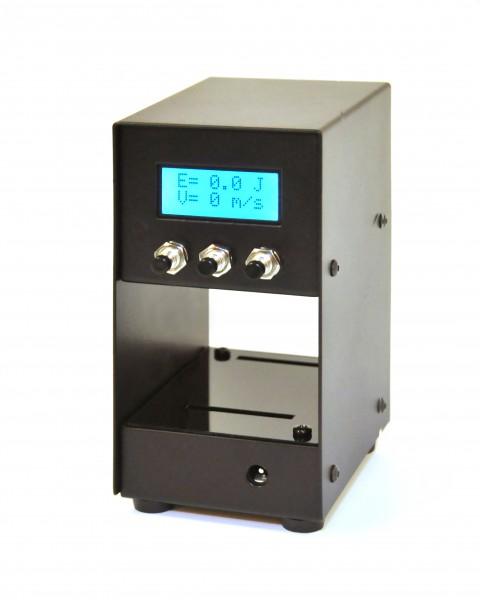 Luftdruckwaffen Geschwindigkeitsmessgerät inkl. Tasche