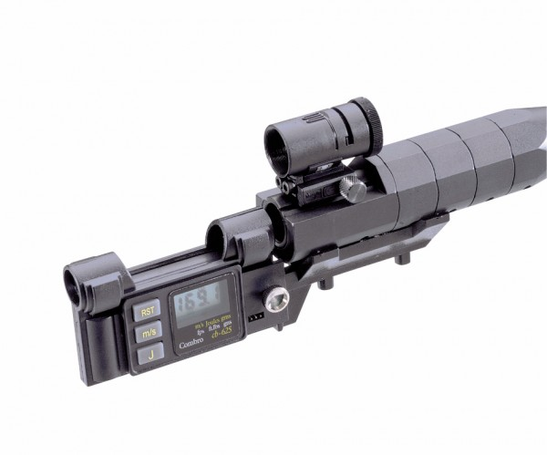 Luftdruckwaffen Geschwindigkeitsmessgerät