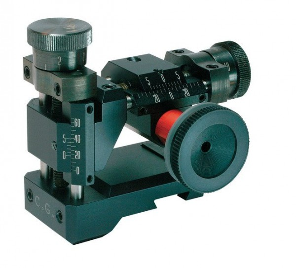 "ahg-Diopter SIGHT BASE ""10-50"""