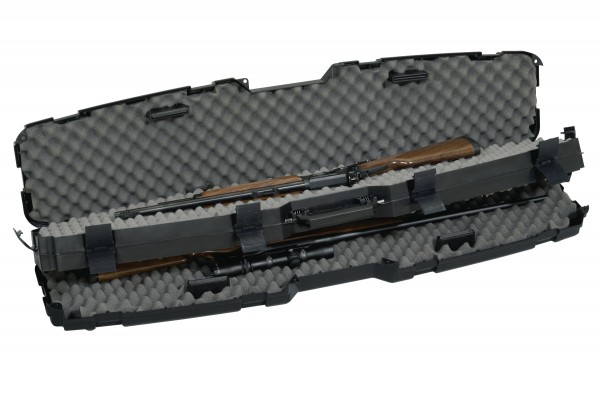 Side-By-Side Rifle Case