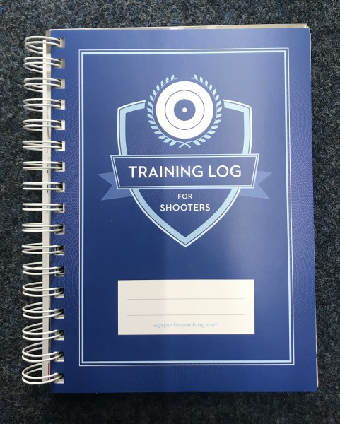 Training Log for shooters