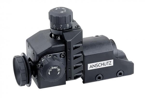 Anschütz Universal Mikrometerdiopter 7002/20