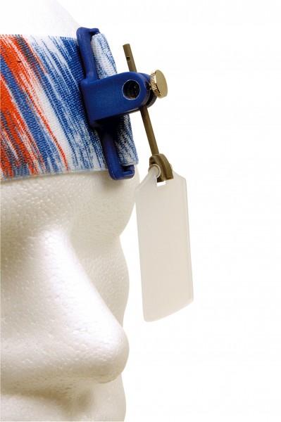 ahg-Stirnband (mit verstellbarer Augenklappe)
