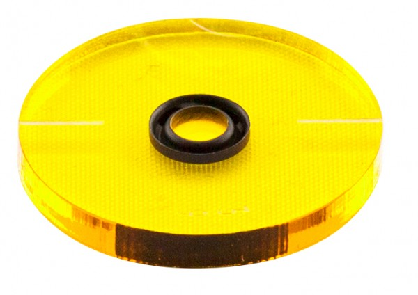 plastic front apertures for RACE or TOP50