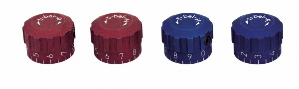 ahg-REAR SIGHT KNOB-SET