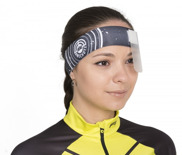 ahg-HEADBAND WITH EYESHIELD