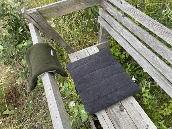 Set of gun rest 80904 and seat pad 80903